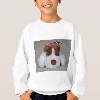 Soft Toy Puppy Sweatshirt