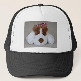 Soft Toy Puppy Trucker Hat