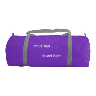 Soft Travel Bag for Car