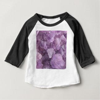 Soft Violet Amethyst Baby T-Shirt