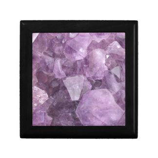 Soft Violet Amethyst Gift Box