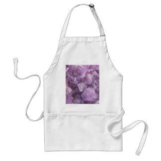Soft Violet Amethyst Standard Apron