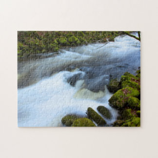 Soft Water River Plym Jigsaw Puzzle