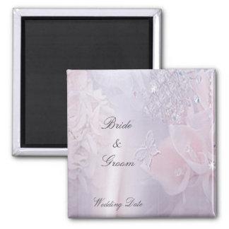 Soft Wedding Favour Magnet