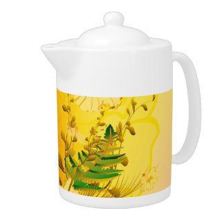 Soft yellow flowers