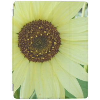 Soft Yellow Sunflower iPad Cover
