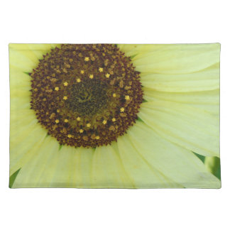 Soft Yellow Sunflower Placemat