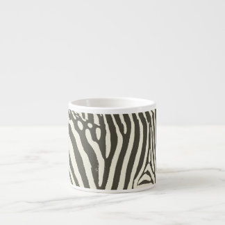 Soft Zebra Print Modern Contemporary