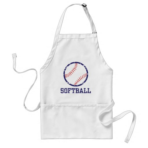 Softball Aprons