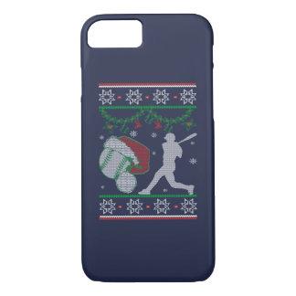 Softball Christmas Case-Mate iPhone Case