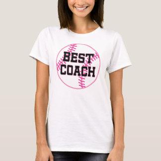 Softball Coach (Best) Gift T-Shirt