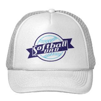 Softball Dad Trucker Hat