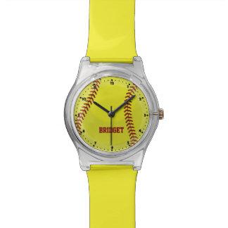 Softball Fan Watch
