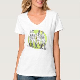 Softball Girls Tee Shirts