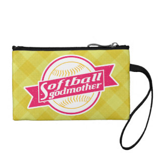 Softball Godmother Purse Bag