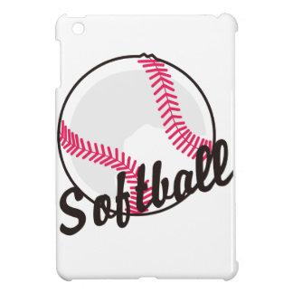 Softball iPad Mini Cover