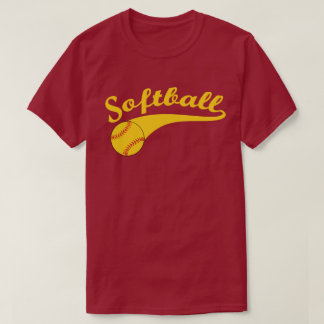 Softball Logo T-Shirt