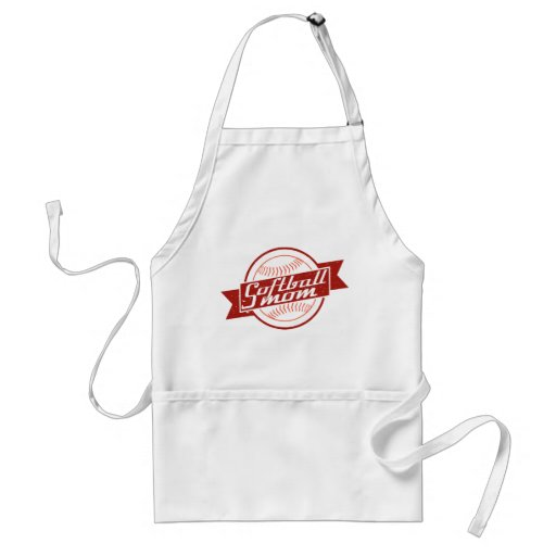 Softball Mom Aprons
