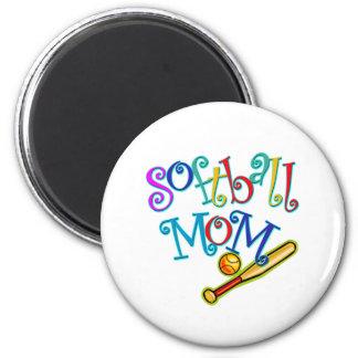 Softball Mom Magnets