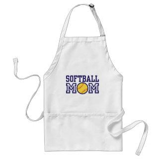 Softball Mom Standard Apron