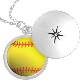 Softball Pendant