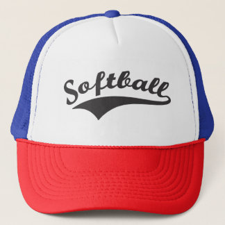 Softball Peaked Cap