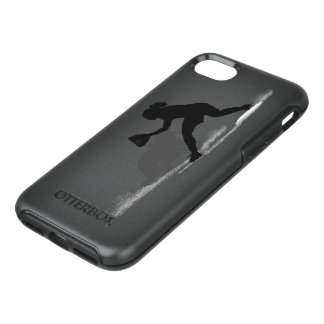 Softball Pickoff OtterBox Symmetry iPhone 7 Case