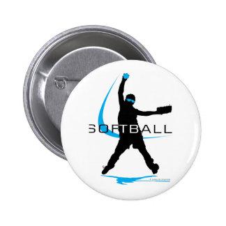 Softball - Pitcher Buttons