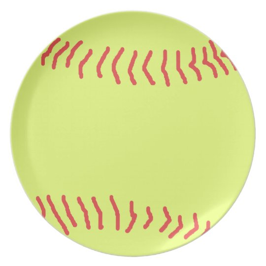 Softball Plate
