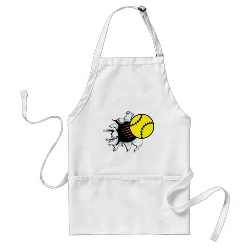 Softball Rip It Apron