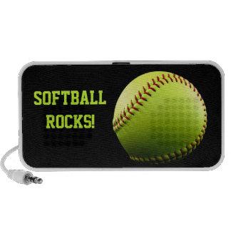 Softball Speaker