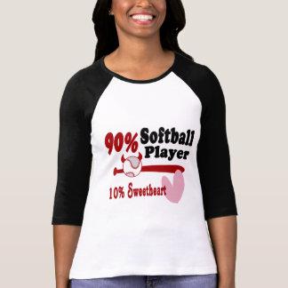 Softball Sweetheart T Shirt