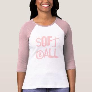 Softball Text T-shirt