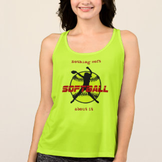 Softball Women's New Balance Workout Tank Top