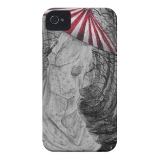 Softly walking iPhone 4 cover