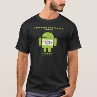 Software Developer Genes Inside (Bug Droid) T-Shirt