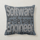 Software Engineer Extraordinaire Throw Pillow