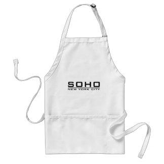 SOHO ADULT APRON
