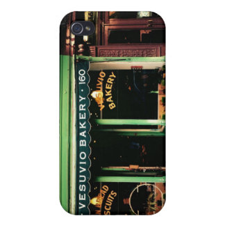 Soho Bakery Cover For iPhone 4