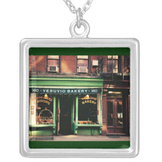 Soho Bakery Silver Plated Necklace