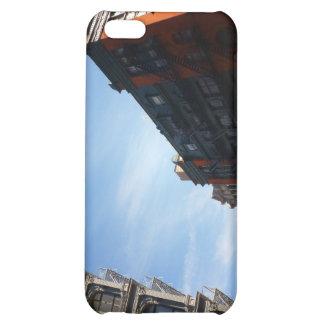 Soho Buildings Against A Blue Sky iPhone 5C Cover