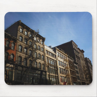 Soho Buildings In The Sun, New York City Mousepad