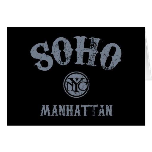 SoHo Cards