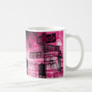 Soho Collage Mug