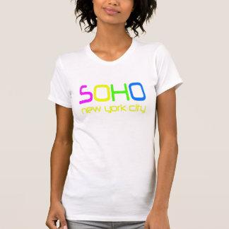 SoHo Colors New York City Shirt