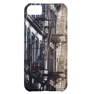 soho fireescapes iPhone 5C case