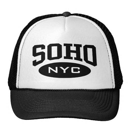 SOHO MESH HAT
