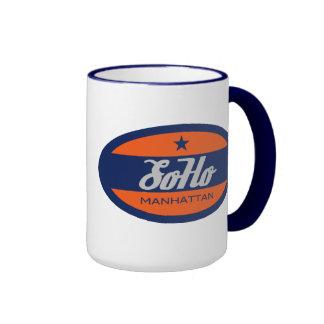 SoHo Coffee Mugs