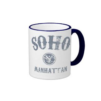SoHo Coffee Mug