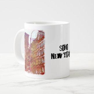 Soho New York City Jumbo Mug